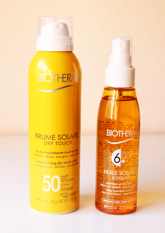 Brume Solaire Dry Touch Biotherm